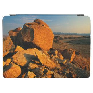 岩が多い露出および砂漠の谷、Richtersveld iPad Air カバー