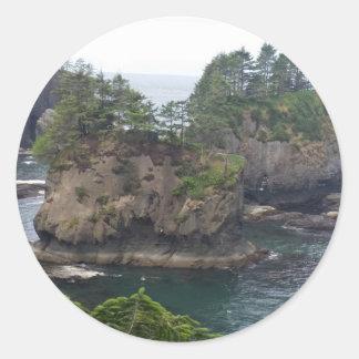 岬のお世辞 ラウンドシール