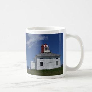 岬のやり、ニューファウンドランド コーヒーマグカップ
