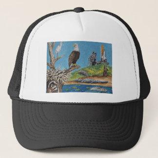 岬のケネディの野性生物 キャップ