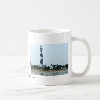 岬の眺望の灯台 コーヒーマグカップ