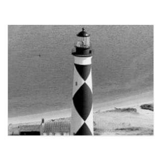 岬の眺望の灯台 ポストカード