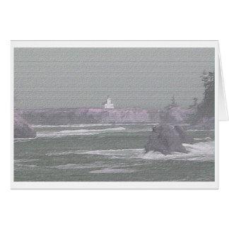 岬のAragoのノート カード