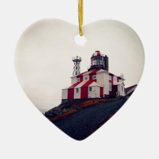 岬のBonavistaの灯台 セラミックオーナメント