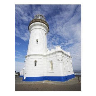 岬のByronの灯台、岬Byron (オーストラリア ポストカード