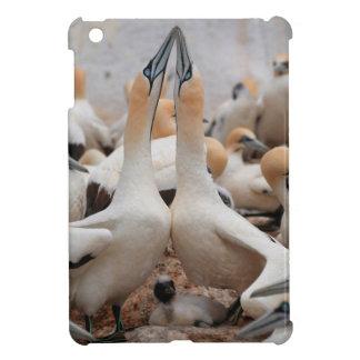 岬のGannetの組の囲うこと iPad Miniケース
