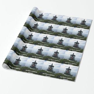 岬のMearesの灯台、オレゴン 包み紙