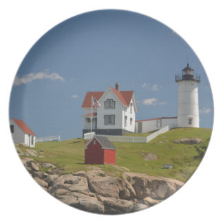 岬のNeddickの灯台プレート プレート