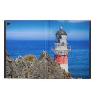 岬のPalliserニュージーランドの灯台 Powis iPad Air 2 ケース