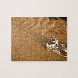 岬のRecifeの灯台、ネルソンの空中写真 ジグソーパズル