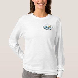 岬アン-楕円形の設計 Tシャツ