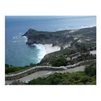 岬ポイントからの眺め ポストカード
