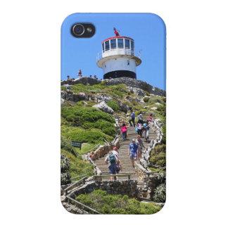 岬ポイント、南アフリカ共和国の灯台 iPhone 4/4S カバー