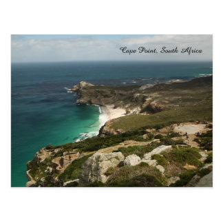岬ポイント、南アフリカ共和国 ポストカード