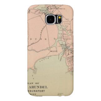 岬Arundel、Kennebunkport、メイン Samsung Galaxy S6 ケース