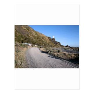 岬PalliserのWairarapaの海岸ニュージーランド ポストカード