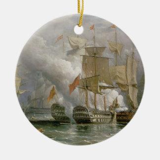 岬St.ヴィンチェンツォ、1797年2月14日の戦い セラミックオーナメント