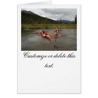 島のカヤック カード