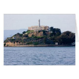 島の刑務所、Alcatraz カード