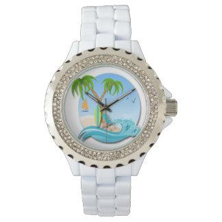 島の夢の腕時計 腕時計