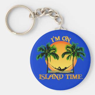島の時間 キーホルダー
