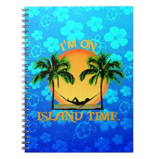 島の時間 ノートブック