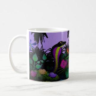 島の漫画のコブラ コーヒーマグカップ