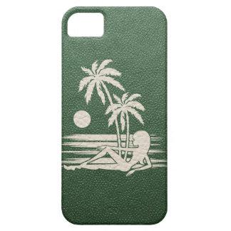 島のGyal Color10のiPhone 5/5sの場合 iPhone SE/5/5s ケース