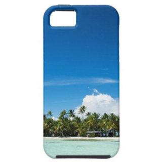 島のiPhone 5の例 iPhone SE/5/5s ケース