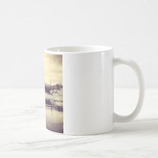 島はの、スコットランド検討します コーヒーマグカップ