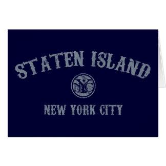 島を*Staten カード