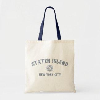島を*Staten トートバッグ