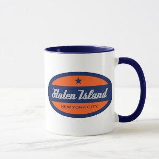 島を*Staten マグカップ
