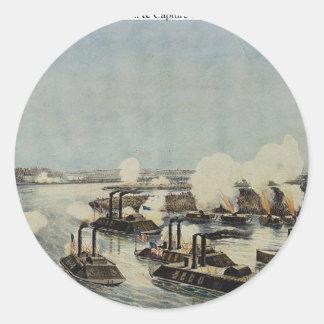 島第10の衝突そして捕獲 ラウンドシール