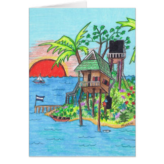 島 カード