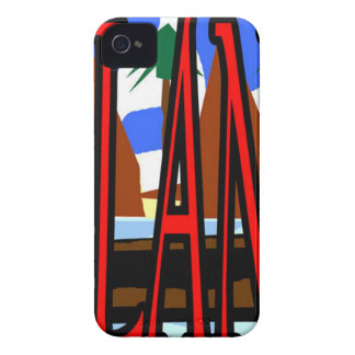 島 Case-Mate iPhone 4 ケース