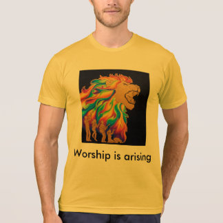 崇拝は起こっています Tシャツ