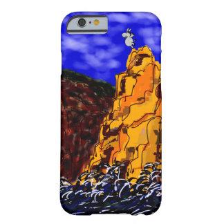 崖のろば BARELY THERE iPhone 6 ケース