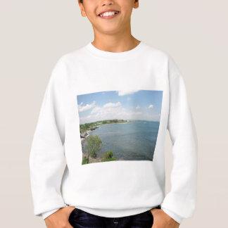 崖の歩行ニューポートロードアイランド スウェットシャツ