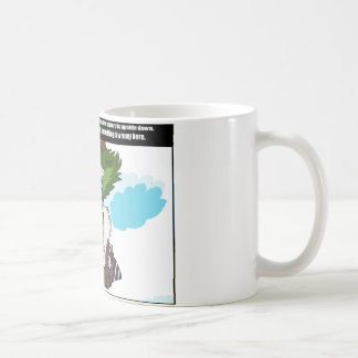 崖 コーヒーマグカップ