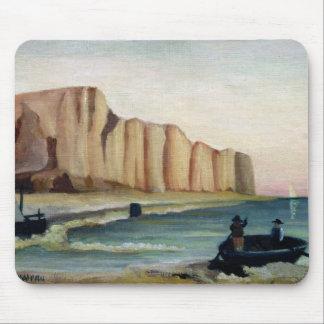 崖、c.1897 マウスパッド