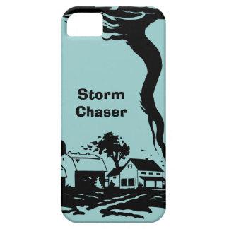 嵐のチェーサーのトルネードより手の天候の気象学 iPhone SE/5/5s ケース