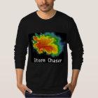 嵐のチェーサーのホックのエコーのレーダーのイメージ Tシャツ