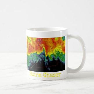 嵐のチェーサーのレーダーのイメージ コーヒーマグカップ