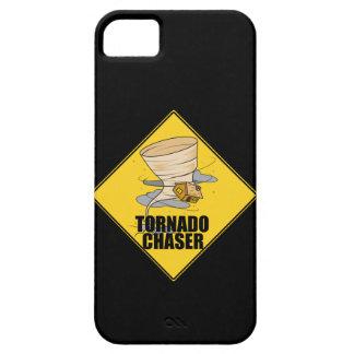 嵐のチェーサーiPhone4のiPhoneの場合のトルネード iPhone SE/5/5s ケース