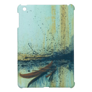 嵐のハワイのアウトリガー iPad MINIケース