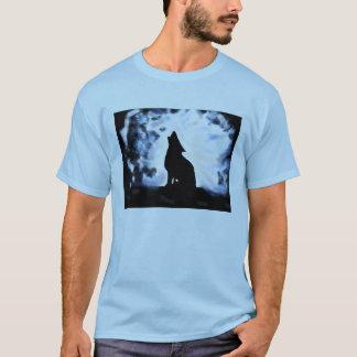 嵐の上の遠ぼえ Tシャツ