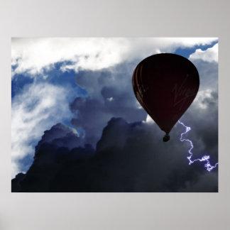 嵐の乗車 ポスター