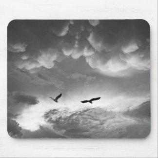 嵐の写真芸術の後 マウスパッド