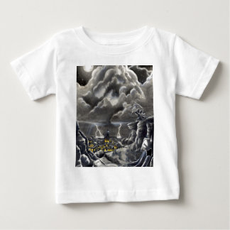 嵐の呼出し ベビーTシャツ